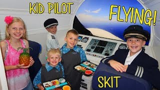 Download Alyssa's Missing Purse! Kid Pilot Saves the Day! Video