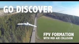 Download Go Discover - FPV Formation Mid Air Collison Video