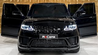 Download 2020 Range Rover Sport Autobiography V8 - Interior and Exterior Details Video