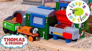 Download THOMAS TRAIN NEW HOUSE GRAB BAG! Thomas and Friends with Brio and Trackmaster   Toy Trains for Kids Video