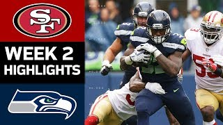 Download 49ers vs. Seahawks | NFL Week 2 Game Highlights Video