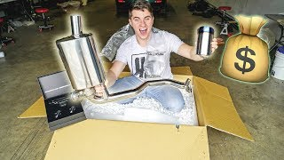 Download Unboxing my $4000 PORSCHE EXHAUST Video