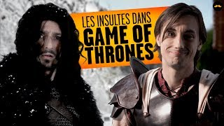 Download Les Insultes dans Game of Thrones (Lucien Maine) Video