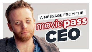 Download MoviePass CEO: PLEASE DON'T CANCEL Video