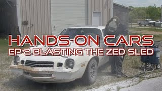 Download How To Soda & Media Blast a Car! Hands-On Cars 2 from Eastwood Video