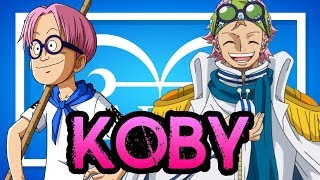 Download KOBY: The Rising Marine - One Piece Discussion Video