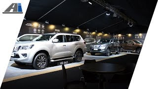 Download See the 2018 Nissan Terra up-close at Nissan Intelligent Mobility Tour Video