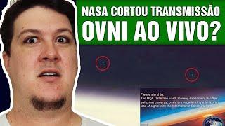 Download Transmissão Ao Vivo da NASA é Interrompida por OVNIs? (#184 - Notícias Assombradas) Video