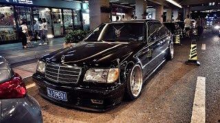 Download Идеальные Mercedes W140 и BMW E38 в Китае. Два года работы! 2 млн рублей. Video