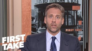 Download Max: Giants should have drafted Sam Darnold, not Saquon Barkley | First Take | ESPN Video