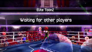 Download Elite ToonZ Kinect Boxing (Xbox Live Online) KO Video
