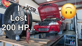 Download Supercharged M3 Dyno FAIL Video