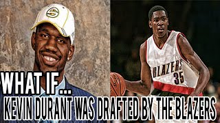 Download What If Kevin Durant Went To The Trailblazers First Overall? Video