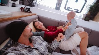 Download BOAT LIFE: What We Do When It's Raining Outside Video