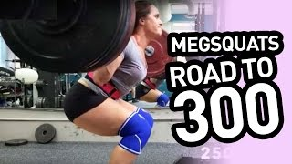 Download Road to 300# Squat Video
