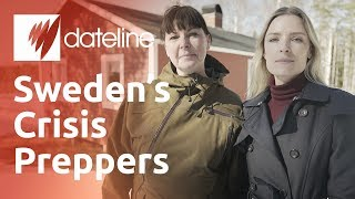 Download Why Sweden is encouraging citizens to become preppers. Video