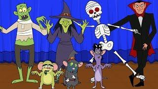 Download Rat-A-Tat  'Vampire 🧛 Skeleton Dance 💀Ghost Don Full Episodes'  Chotoonz Kids Funny Cartoon Videos Video