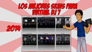 Download Como descargar e instalar Pack de SKINS para virtual DJ 7 (2016) Video