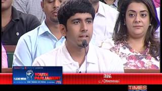 Download The Youth Parliament Debate - Politics Debate - Part 1 Video