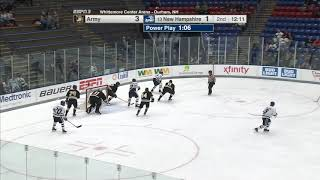 Download UNH Men's Hockey vs Army West Point Highlights 12/09/17 Video