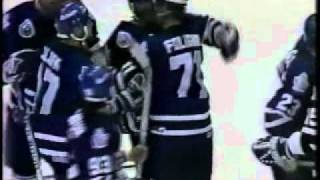 Download 1992-93 - Maple Leafs @ Red Wings, Game 5 - Mike Foligno OT Winning Goal Video