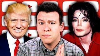 Download Michael Jackson Reaction Backlash, Brexit Protests, & Donald Trump's Amazing Weekend Just Got Better Video
