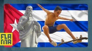 Download HAVANA, CUBA Skate Tour Video
