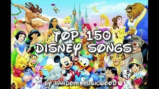 Download Top 150 disney songs Video