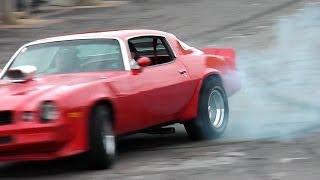 Download BURNOUT FAIL - Chevrolet Camaro Z28 Video
