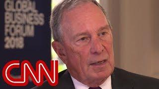 Download Will Michael Bloomberg challenge Trump in 2020? Video