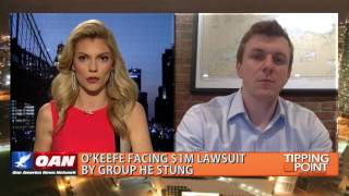 Download James O'Keefe: Donna Brazille told me herself that agitator was fired Video