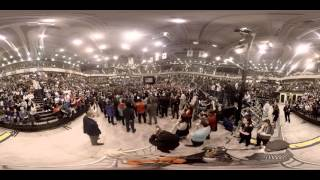 Download 360 degree video of Bernie Sanders' rally at Chicago State University Video