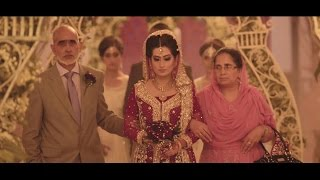 Download Usman & Balqees - Pakistani Wedding Highlights In Bolton Excellency Video