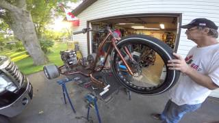 Download Motorized Drift Trike Build Part 2 Video