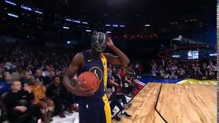 Download Victor Oladipo with the Black Panther Dunk!!! | 1st Round, 2nd Dunk Video