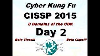 Download Larry Greenblatt's 8 Domains of CISSP - Day 2 (from 2015) Video