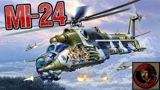 Download Mi-24 Hind Attack Helicopter - RUSSIAN GUNSHIP Video