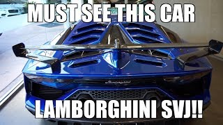Download AVENTADOR SVJ! MUST SEE WOW! | LAMBROS Video