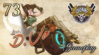Download Overwatch Competitive (S2) | Top Dva Gameplay 73 Eliminations! ″Highest Dva Kill Game on YouTube!″ Video