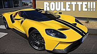 Download MCDONALD'S ROULETTE IN THE NEW FORD GT!! Video