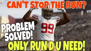 Download THIS DEFENSE IS A GLITCH! STOPS EVERY RUN in Madden 20 For You, NO SETUP! Best Run Defense Tips Video