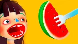 Download ГОТОВКА ЧЕЛЛЕНДЖ #6 смешная, веселая, развлекательная игра для детей / делаем вкусняшки #ПУРУМЧАТА Video