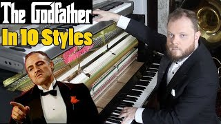 Download The Godfather in 10 Styles Video