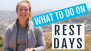 Download What To Do on Rest Days for Running Video
