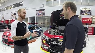 Download Jeff Gordon's Secret to Winning At Hendrick Motorsports: Garage Tours w/ Chris Forsberg Video