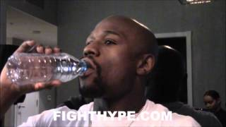 Download FLOYD MAYWEATHER GIVES MAJOR PROPS TO CANELO ALVAREZ: ″THAT MOTHERFUCKER CAN FIGHT″ Video