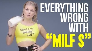 Download Everything Wrong With Fergie - ″MILF $″ Video