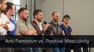 Download Anti-Feminism vs. Positive Masculinity | Tanner Guzy Video