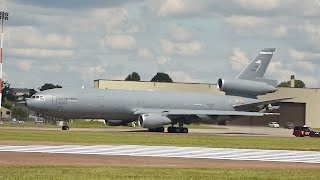 Download RIAT 2016 Heavy's arrival and departures Part 1 C-130 Hercules A330 Voyager A400M and many more Video