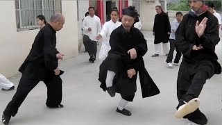 Download Training with Master Zhong Yun Long - Wudang Sanfeng Pai Video
